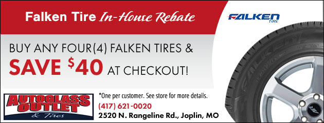 Falken tire coupon